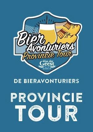 Bier Avonturiers Provincie Tour Stempelactie