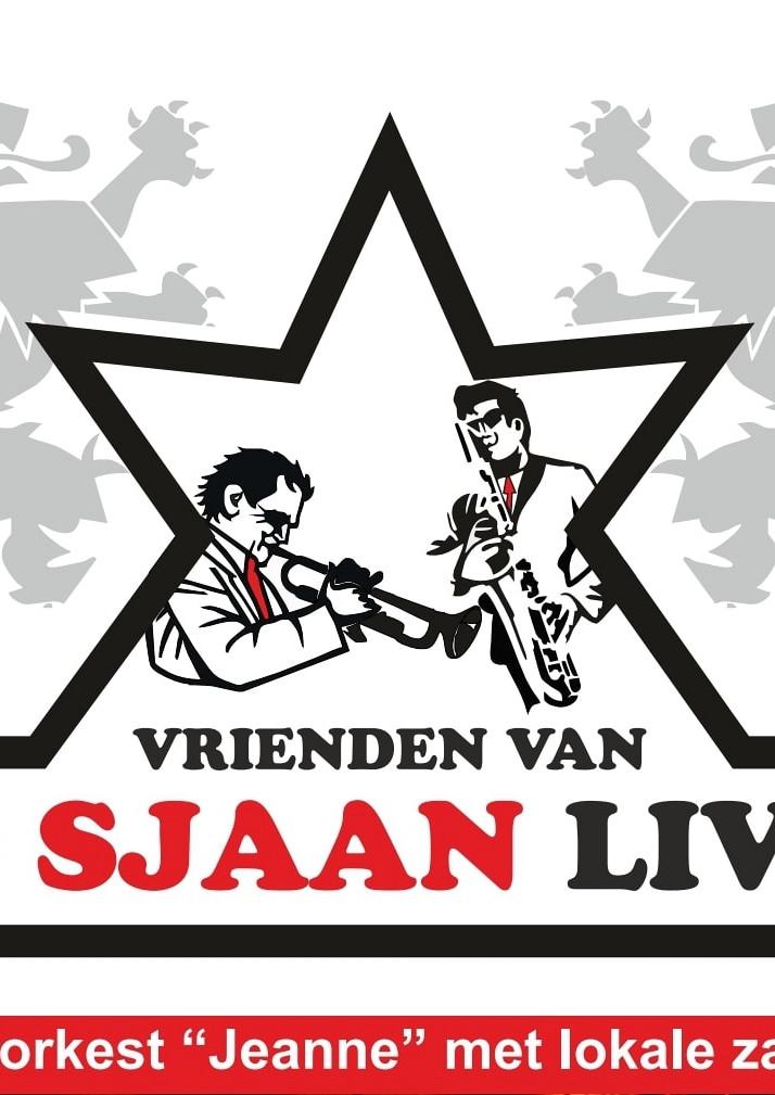 Vrienden van de Sjaan LIVE !