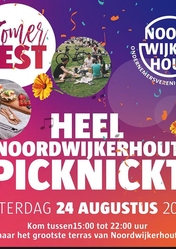 Heel Noordwijkerhout Picknickt