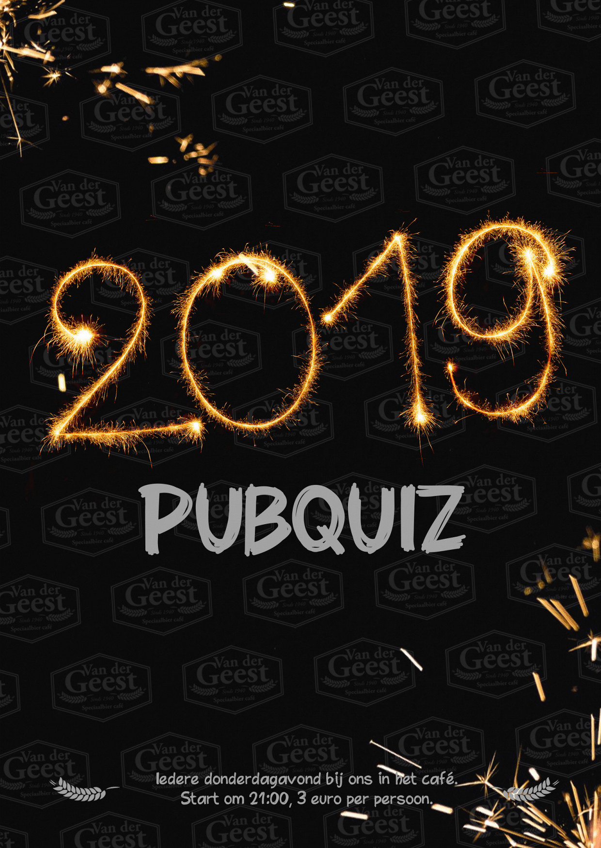 Pubquiz (2019 editie)
