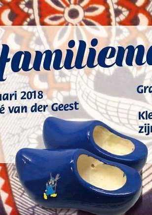 Café van der Geest Boeren familiematinee