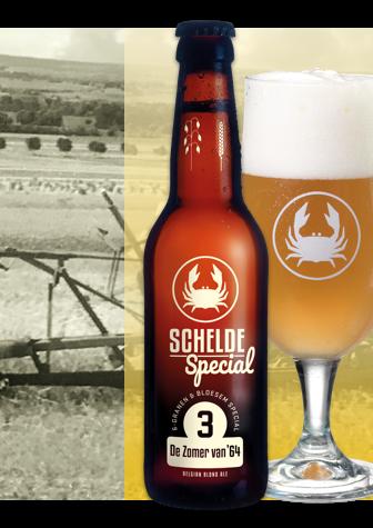 Café van der Geest Schelde Special 3 en Special 2 op TAP