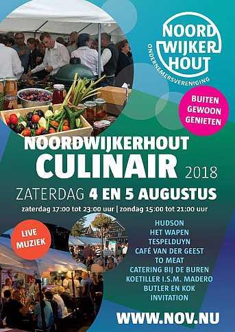 Café van der Geest Noordwijkerhout Culinair