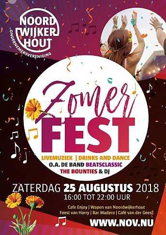 Café van der Geest Zomer Fest