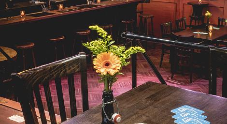 Café van der Geest Feestje