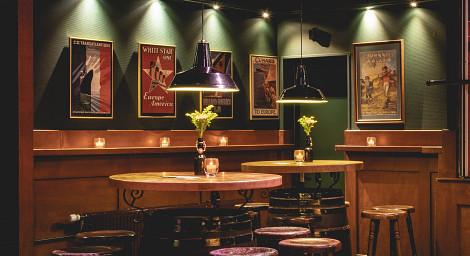 Café van der Geest Workshops